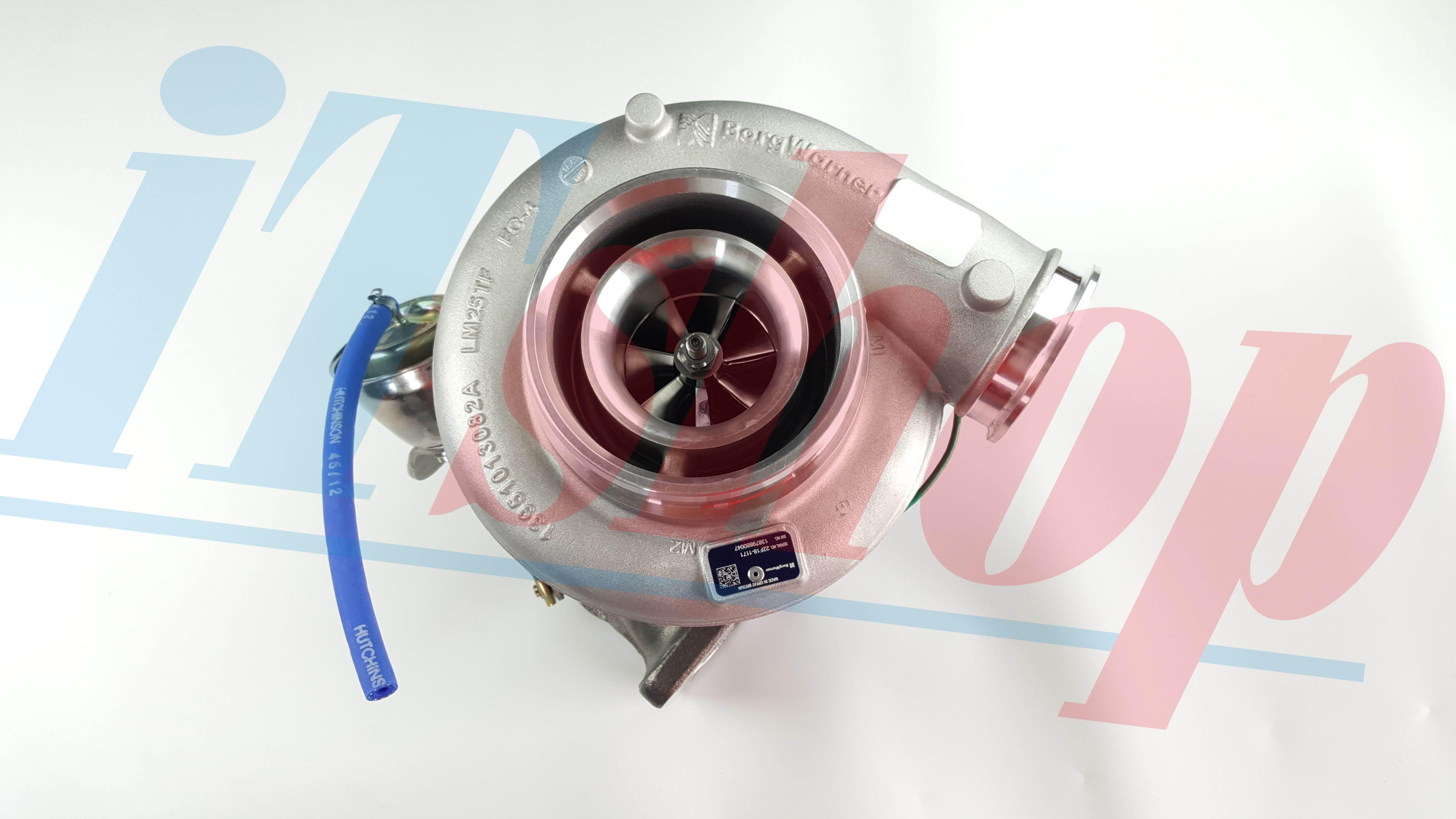 TURBOSPRĘŻARKA OM471 EURO 6 ACTROS MP4